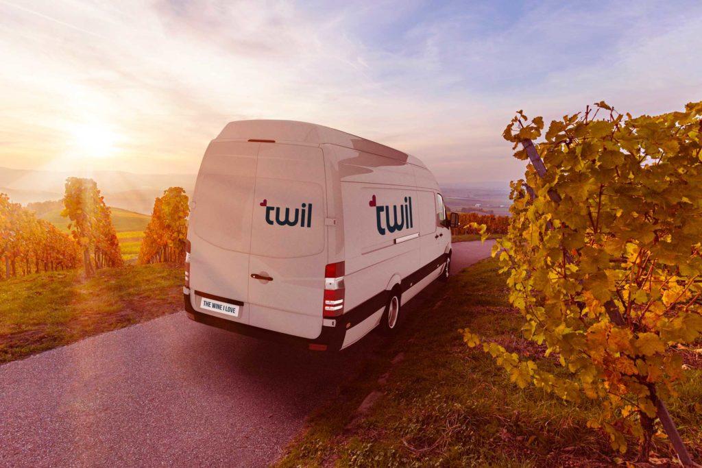transport vin palette colis
