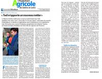 Article l'Exploitant Agricole de Saöne-et-Loire